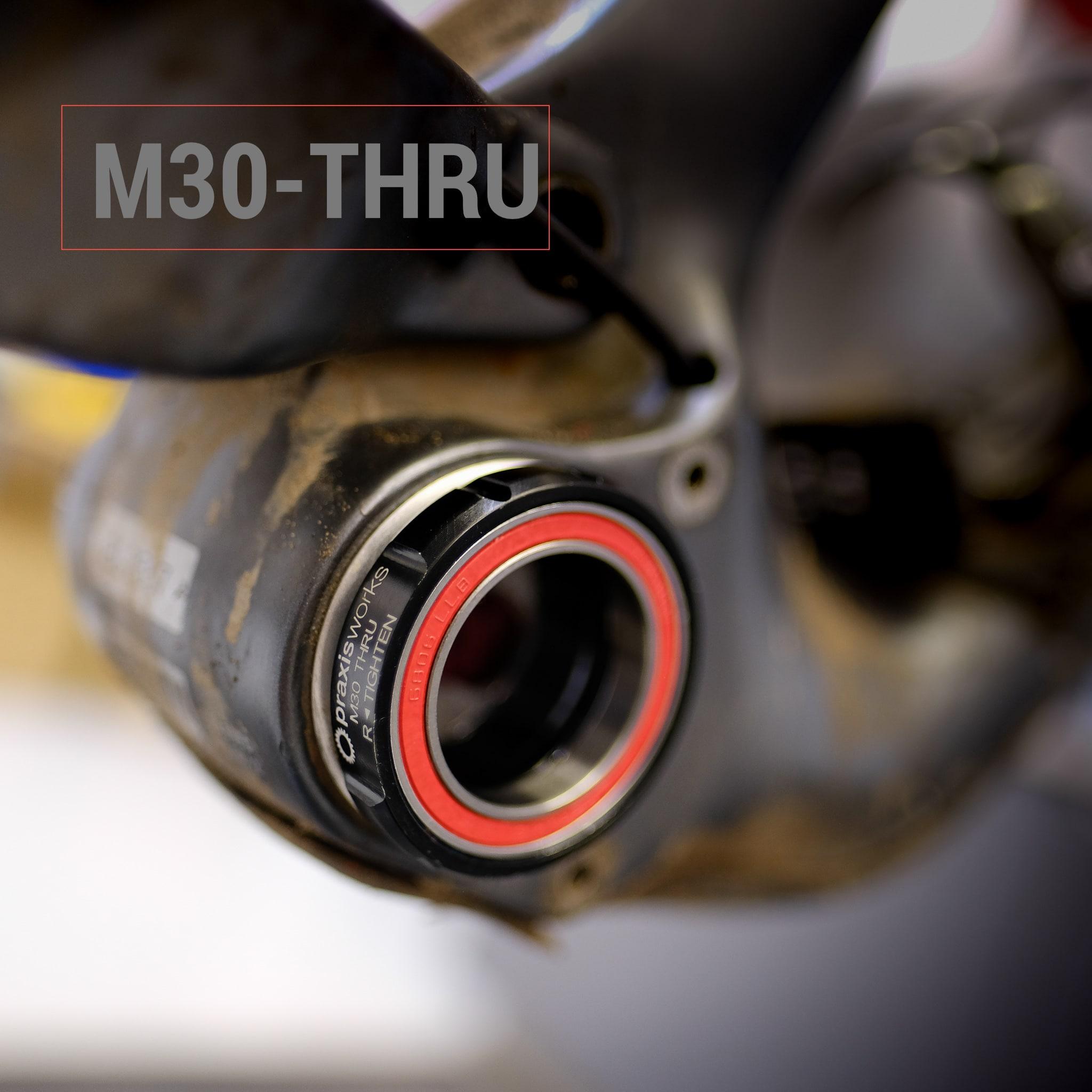 M30-THRU BB PIC